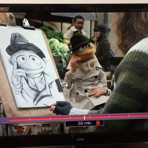 Jon-Paul McCarthy in The Muppets Most Wanted Movie