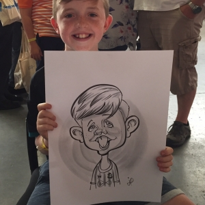 Caricaturist UK